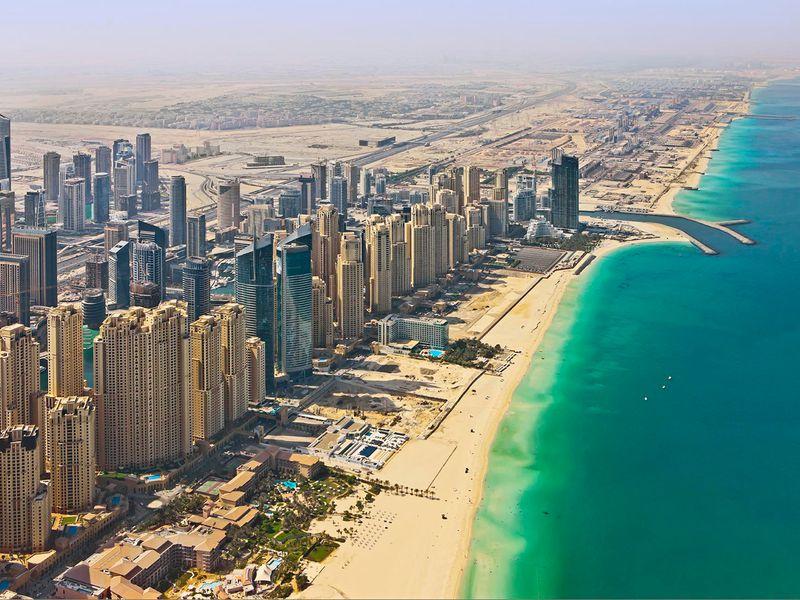 Экскурсия Дубай — первая встреча