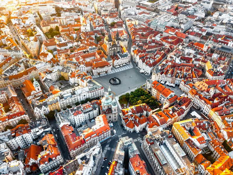 Экскурсия Онлайн-прогулка по улочкам старой Праги