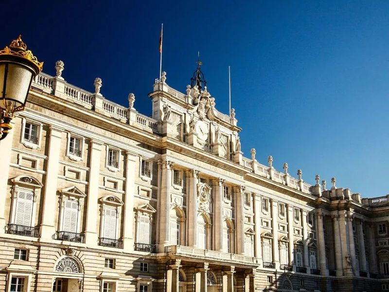 Фото Мадрид — солнечные ворота Европы
