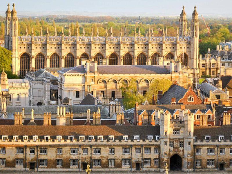 Экскурсия Кембридж: город, колледжи и люди