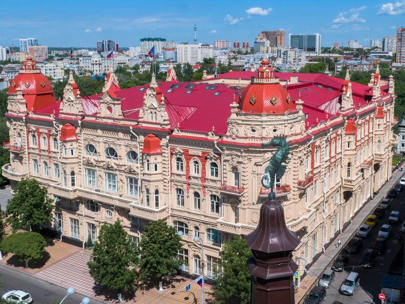 Экскурсия Обзорная автобусная экскурсия по Ростову-на-Дону