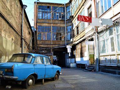 Симфония тбилисских кварталов