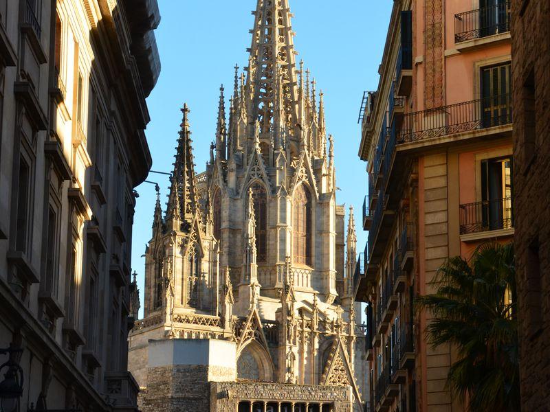 Экскурсия Истории Старой Барселоны