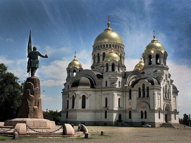 Экскурсия Святыни Донского края