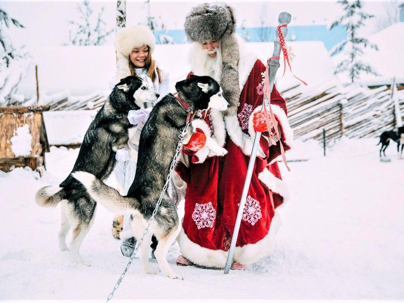 Экскурсия В гости к карельскому Деду Морозу!