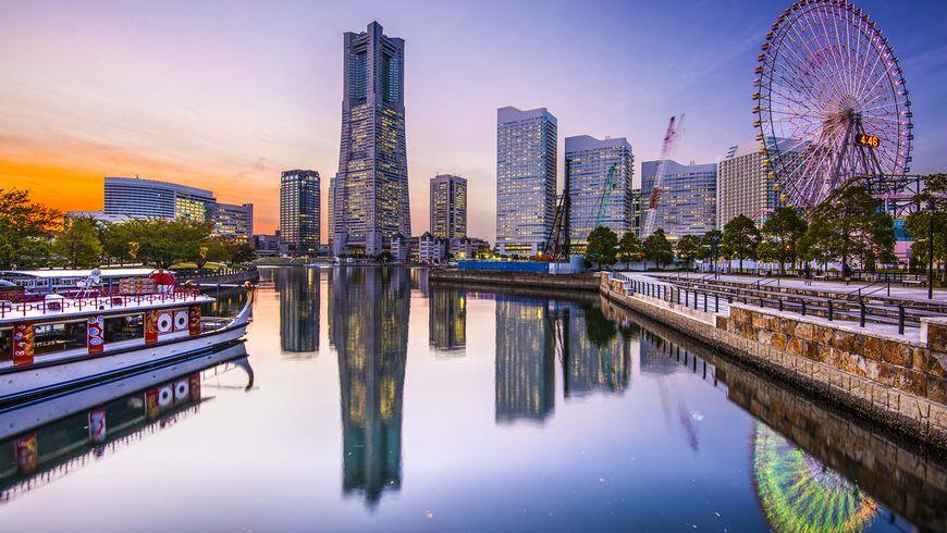 Путешествие в Камакуру и Йокогаму