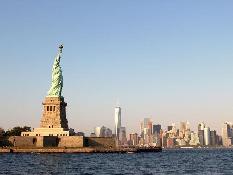 Экскурсия Нью-Йорк, или Новый Амстердам