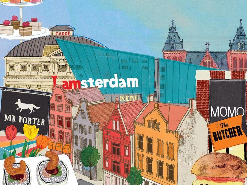 Экскурсия Амстердам: мировой бестселлер!