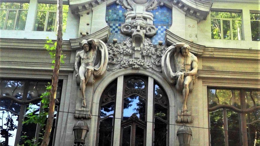Тифлис— город модерна