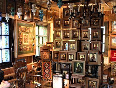 Дом иконописца