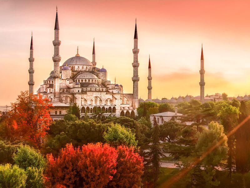 Экскурсия Стамбул — любовь с первого взгляда