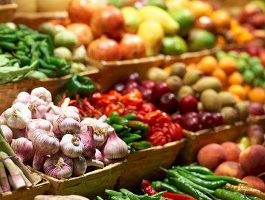 По рынкам Тбилиси