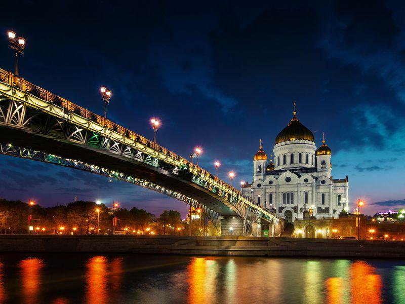 Экскурсия Вечерние краски столицы