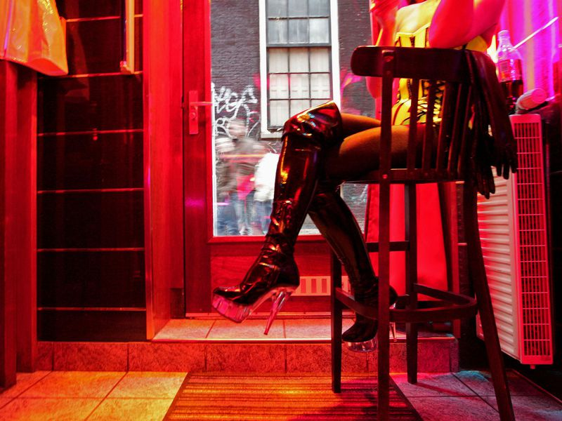 Экскурсия «Реальная» любовь: прогулка по Кварталу красных фонарей