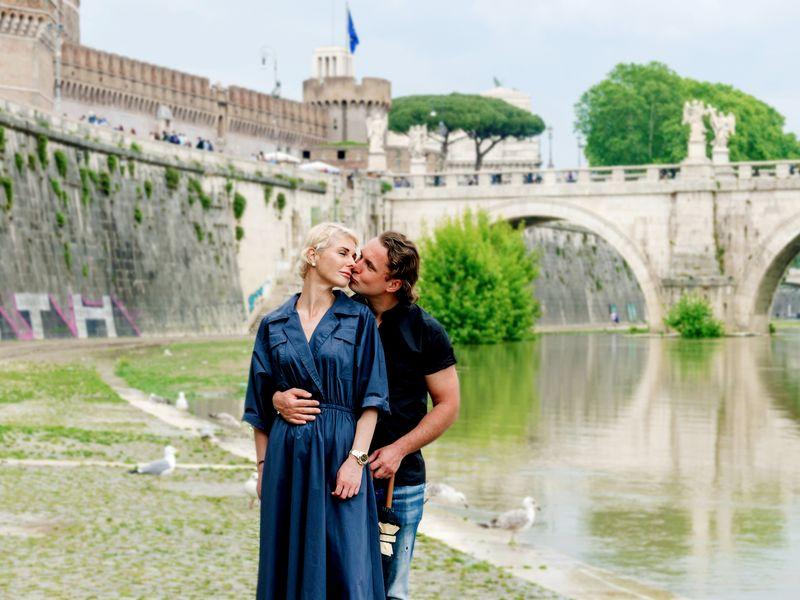 Фото Фотопрогулка по утреннему Риму
