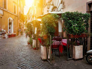 Что делать в Риме вечером