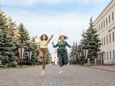 Дружеская фотопрогулка в сердце Казани