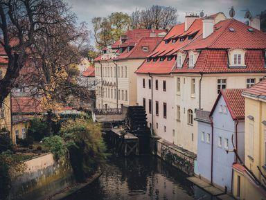 Такая разная Прага