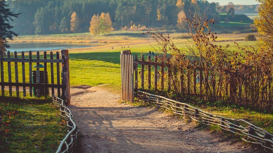 Путешествие в Пушкинские горы: усадьбы Михайловское и Тригорское