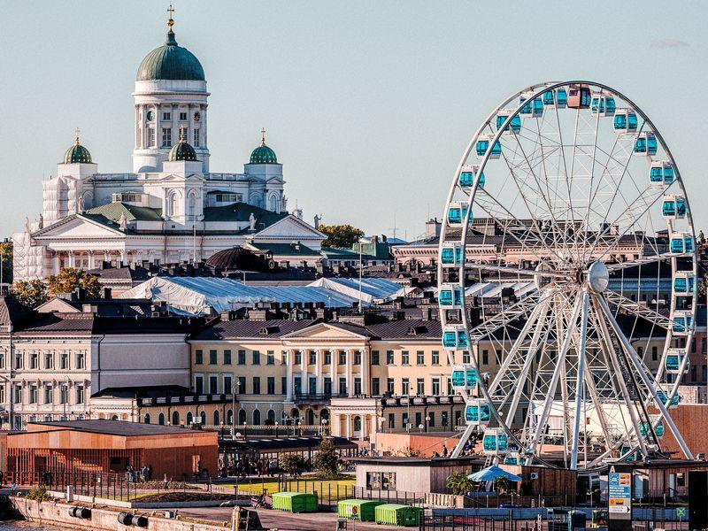 Экскурсия Хельсинки как на ладони