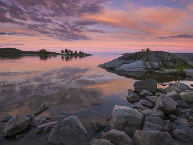 Экскурсия Настоящая Карелия: фьорды, викинги и прогулка на катере