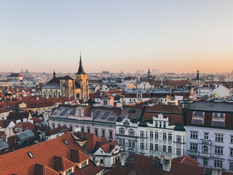 Экскурсия Прага: блеск Градчан инищета Малой Страны