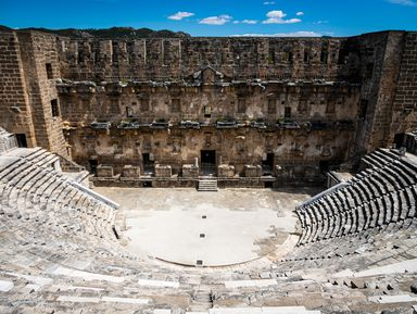 Античные города и водопад Куршунлу: путешествие из Белека