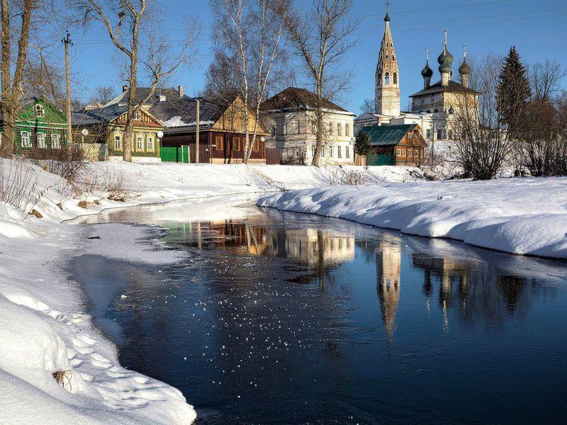 Экскурсия ИзКостромы вНерехту— город излетописей