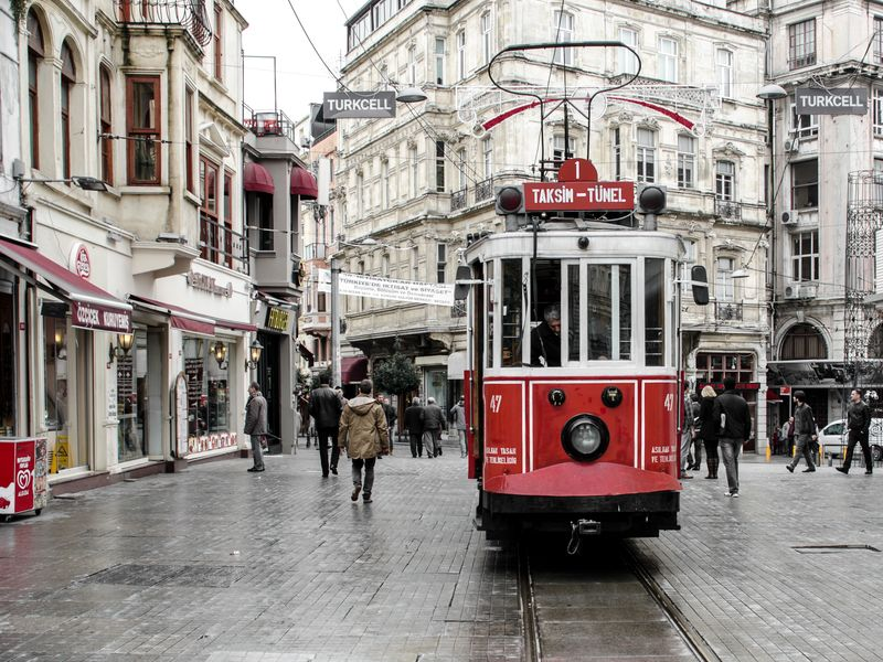 Экскурсия Контрастный Стамбул: романтика и история