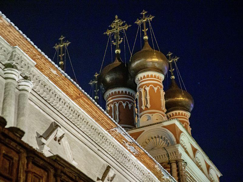 Экскурсия Ночная экскурсия поВысоко-Петровскому монастырю