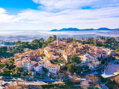 Импрессионисты ивдохновляющий Прованс