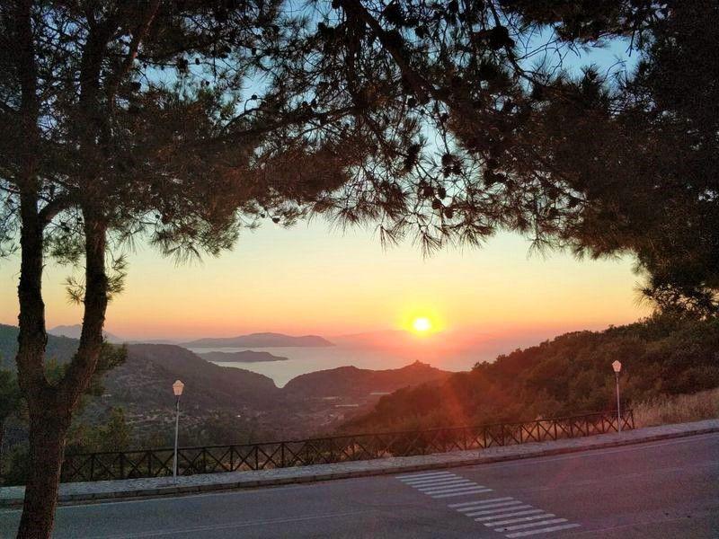 Экскурсия По серпантинам Родоса навстречу закату