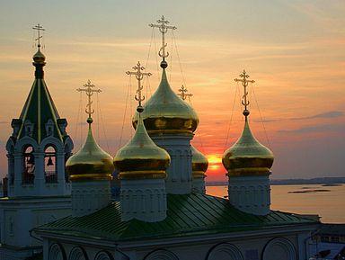 Конфессии Нижнего Новгорода