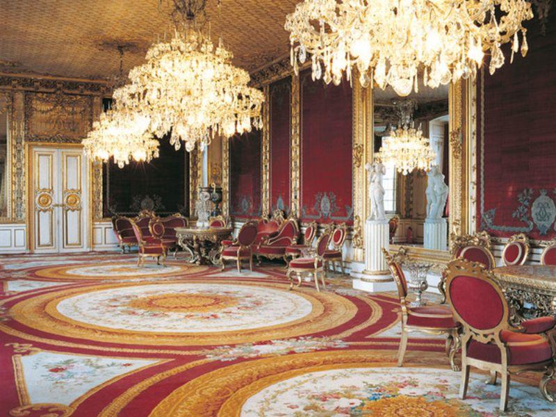 Экскурсия Визит в Королевский дворец Стокгольма