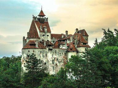 Замок Дракулы: навстречу приключениям!