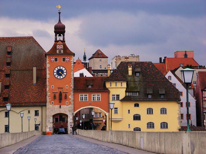 Экскурсия Регенсбург: древний и современный