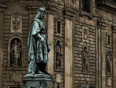 Прага короля Карла IV