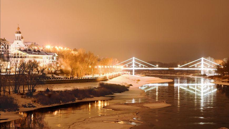 Исторический центр Оренбурга