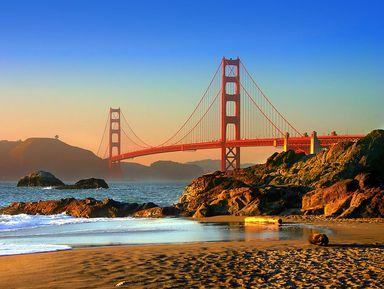 Все грани Сан-Франциско за один день