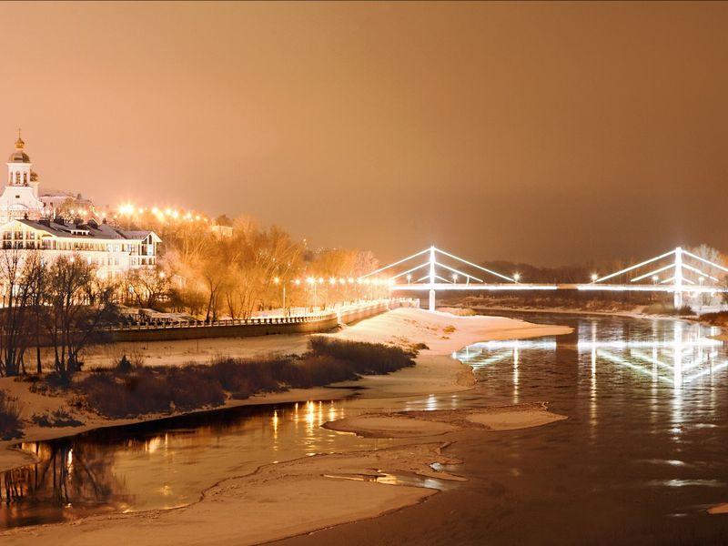 Экскурсия Исторический центр Оренбурга