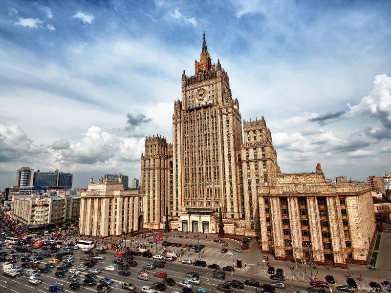 Экскурсия Легенды и мифы сталинских высоток