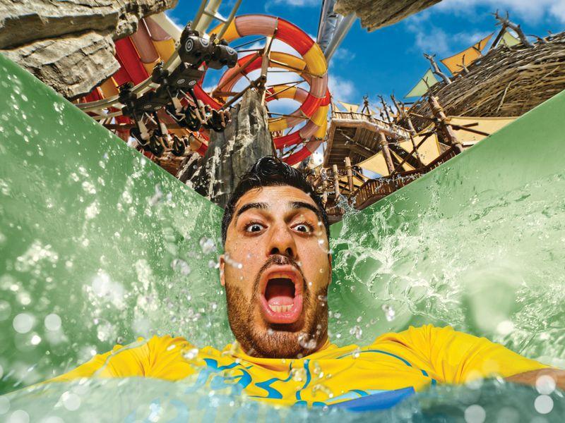 Экскурсия Билеты в аквапарк Yas Waterworld с обедом