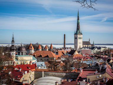 Экскурсии по Старому городу Таллина на русском языке – отзывы и цены на экскурсии 2021 года