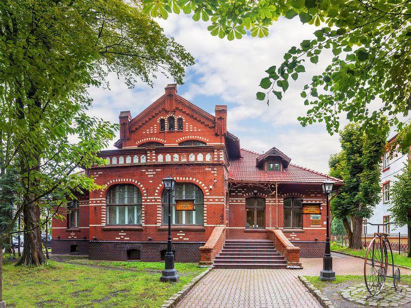 Экскурсия Автобусная экскурсия «Зеленоградск и Светлогорск за 1 день»