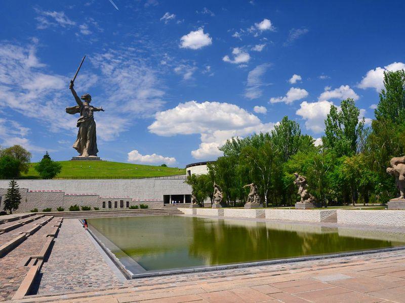 Экскурсия Мамаев курган — «главная высота России»