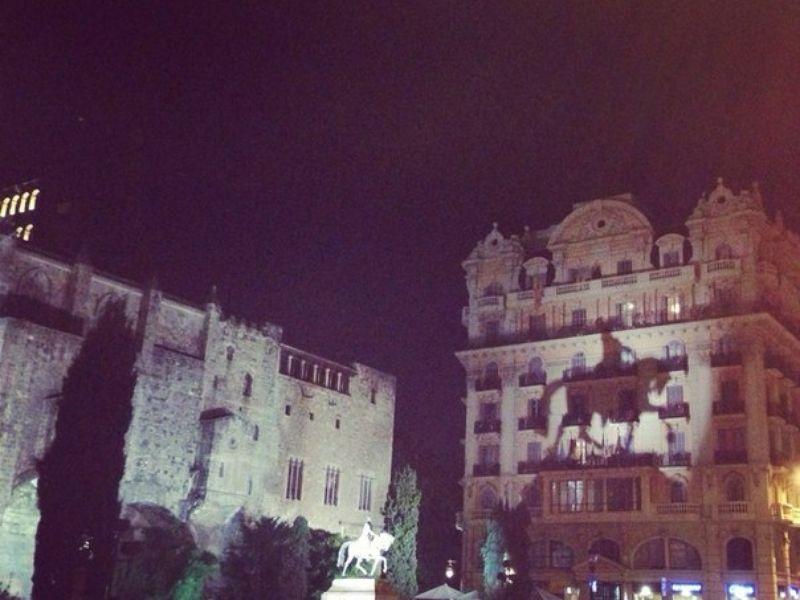 Экскурсия Первый раз в Барселоне
