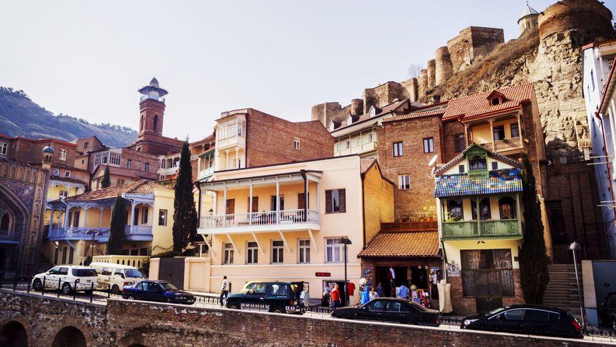 Двуликий Тбилиси