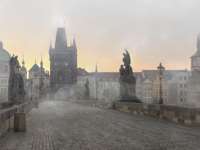 Экскурсия Прага глазами инквизитора