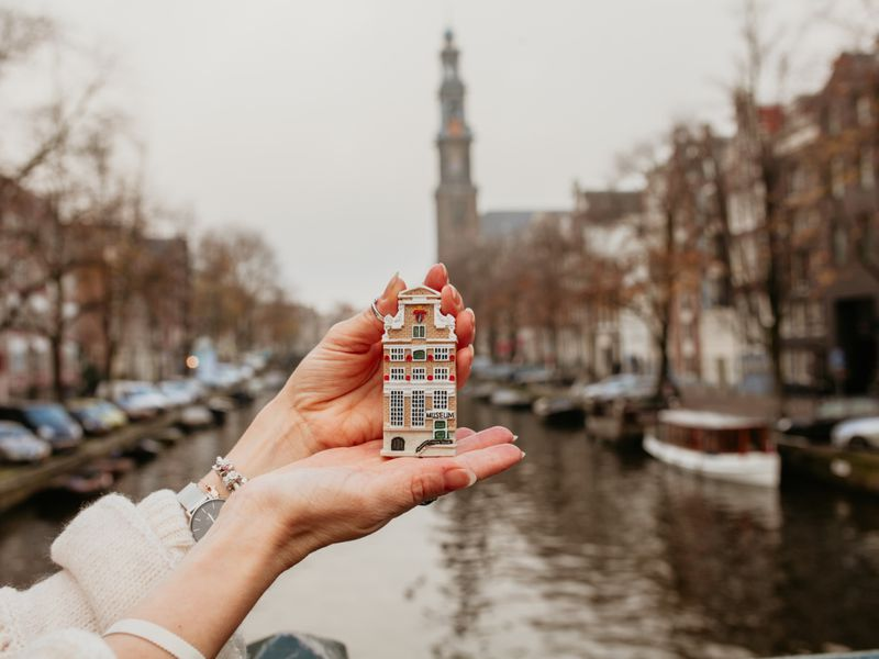 Экскурсия Понять характер Амстердама