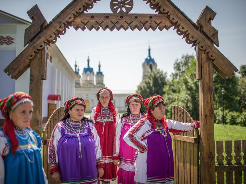 Экскурсия Старая Теризморга— заповедник мордовской культуры